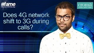 Does 4G Network Shift to 3G During Calls Gadgetwala