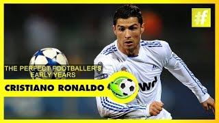 Cristiano Ronaldo Early Life   Football Heroes