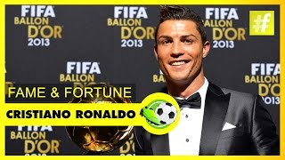Cristiano Ronaldo Fame And Fortune | Football Heroes