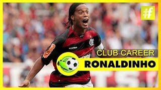 Ronaldinho Club Career | Football Heroes