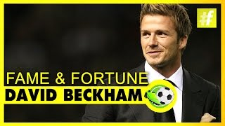 David Beckham Fame And Fortune | Football Heroes