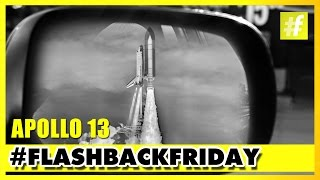 Apollo 13 | Story Behind The Mission | Flashbackfriday