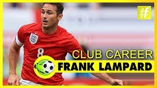 Frank Lampard Club Career Football Heroes