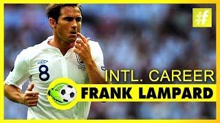 Frank Lampard International Career - Football Heroes