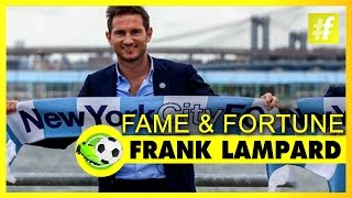 Frank Lampard Fame and Fortune Football Heroes