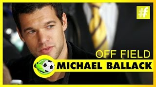 Michael Ballack Off Field Football Heroes