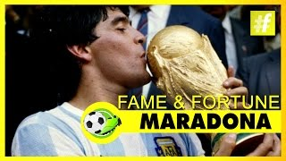 Maradona Fame & Fortune | Football Heroes