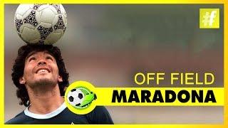 Maradona Off Field | Football Heroes