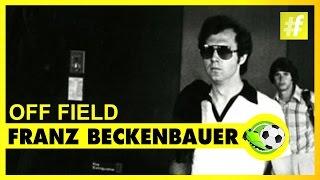 Franz Beckenbauer Off Field   Football Heroes