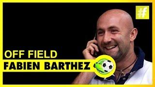 Fabien Barthez Off Field   Football Heroes