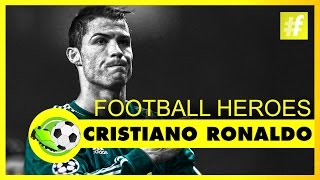 Cristiano Ronaldo | Football Heroes | Full Documentary