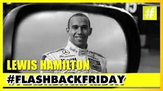 Lewis Hamilton: The Fearless and Passionate | Flashbackfriday