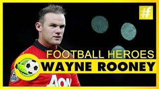 Wayne Rooney   Football Heroes   Full Documentary