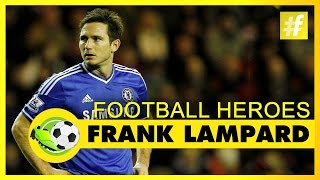 Frank Lampard | Football Heroes | Full Documentary