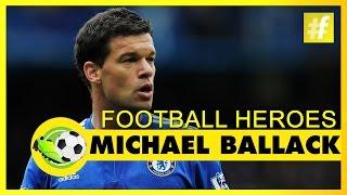 Michael Ballack | Football Heroes | Full Documentary
