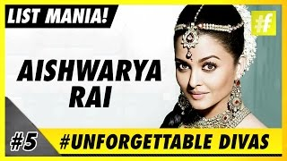 Aishwarya Rai | Top Five Unforgettable Sirens of the 20th Century