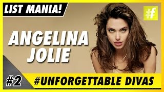 Angelina Jolie | Top Five Unforgettable Sirens of the 20th Century