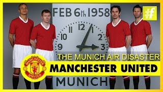 The Munich Air Disaster | Manchester United - We Are United