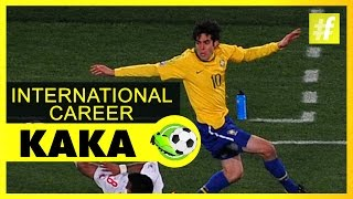Kaka - International Career | Football Heroes