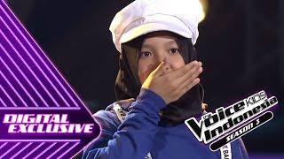 Kaget! Ini Reaksi Juri Untuk Shakila | Three Yeses #4 | The Voice Kids Indonesia Season 3 GTV 2018