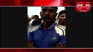 [ Baliya ] बलिया में सेल्समेन को गोली मारकर की लूट, एक की मौत / THE NEWS INDIA