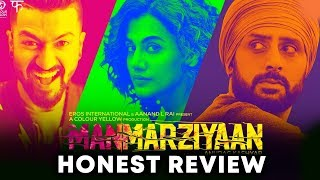 Manmarziyaan HONEST REVIEW | Abhishek Bachchan, Taapsee Pannu, and Vicky Kaushal