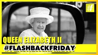 Elizabeth II | Crossing The Diamond Jubilee | Flashback Friday