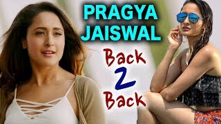 Pragya Jaiswal Back To Back Scenes - Latest Telugu Movie Scenes - Bhavani HD Movies