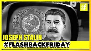 Joseph Stalin | Great Purge During Stalin's Reign | Flashback Friday