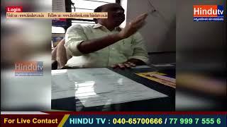 pADDAPALLI  jilla godavarikhani gandhi jr college yajamanyam akrama danda//HINDUTV LIVE//