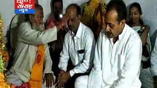 જામનગર-469માં સ્થાપના દિન નિમિતે મહાનગર પાલિકા દ્વારા હેરિટેઝ વોક કરી ખાંભા પૂજન કરાયું