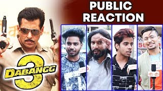 DABANGG 3 PUBLIC REACTION | 0Salman Khan Returns As Chulbul Pandey