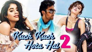 Alia Bhatt, Ranbir Kapoor And Janhvi Kapoor In Kuch Kuch Hota Hai 2?