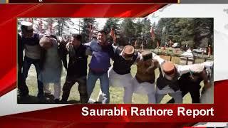 DOOM DEVTA SHARMLA AT SHAMUKHAR  || Saurabh Rathore Report ||