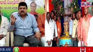 BJP MLC RAMCHANDER RAO PRESS MEET ABOUT AMITH SHAH  MEETING AT MAHABUB NAGAR DIST