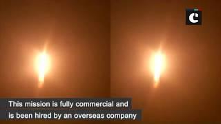 ISRO launches British satellites NovaSAR & S1-4 into orbit