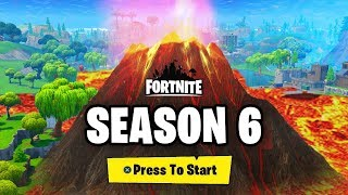 Watch Fortnite Season 6 Skins Leaks Battle Pass New Gu Video