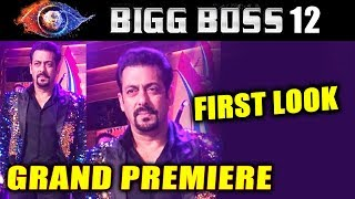 BIGG BOSS 12: Salman Khan MACHO LOOK For Grand Premiere | Ashley Rebello Designer