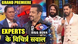 Paisa Bol Raha Hai, Andar Khali Ho | Experts Insults Bigg Boss 12 Contestants | Grand Premiere
