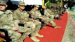 India-US Armies begin joint exercise 'Yudh Abhyas' at Chaubatia