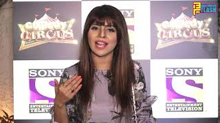 Ojashwi Oberoi Exclusive Interview - Comedy Circus 2018 - Show Launch & Special Screening