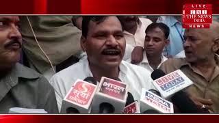 [ Lucknow ] लखनऊ में भारतीय किसान यूनियन ने अपनी मांगो को लेकर सरकार के खिलाफ हल्ला बोला