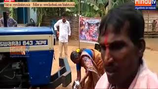 Badradri kottagudem annapureddy mandalam bhari  gananadhdi usthavalu//HINDUTV LIVE//