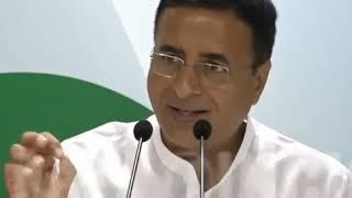 Highlights: AICC Press Briefing By Randeep Singh Surjewala on Jaitley-Mallya Meet