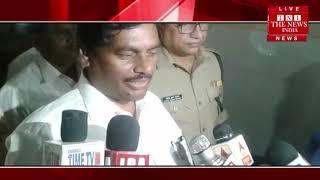 [ Kushinagar ] कुशीनगर में होमगार्ड जवान पर धारदार हथियार से हमला / THE NEWS INDIA