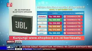 Perbandingan Harga E-Commerce: JBL Go Portable