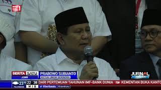 Prabowo Apresiasi Dukungan GPNF di Pilpres 2019