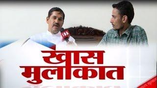 Ramesh Meena ( INC ) का Exclusive Interview | खास मुलाकात || IBA News ||