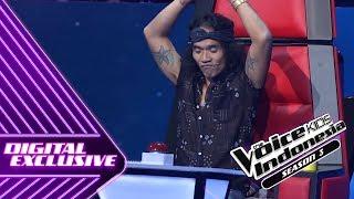 Ya Ampun! Ini Reaksi Coach Kaka | Coach Reaction #10 | The Voice Kids Indonesia Season 3 GTV 2018