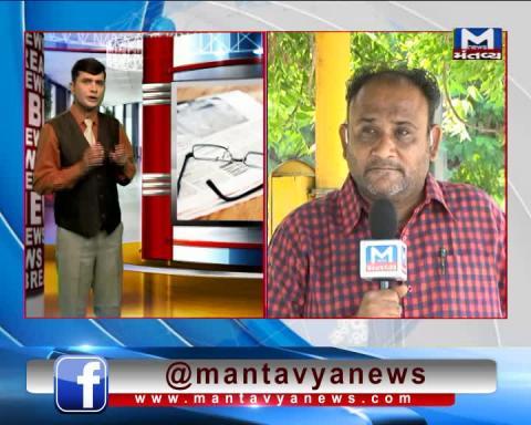 Gandhinagar: Police Tight Security deployed at Satyagrah Chhavni